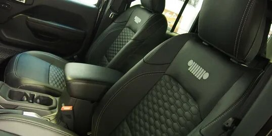 inside of car leather seat covers jeep